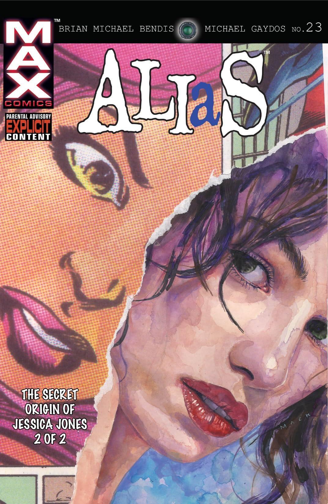 Alias (2001-2003) #23