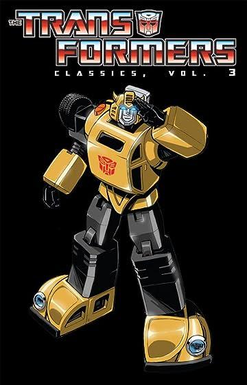 Transformers Classics Vol. 3