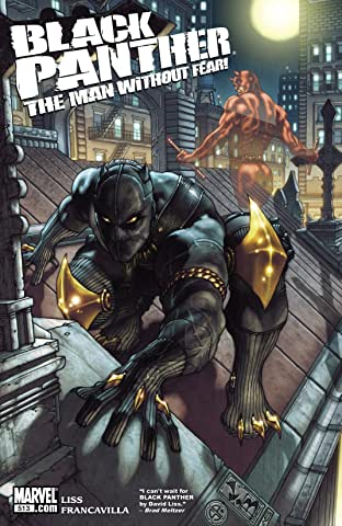 Black Panther: The Man Without Fear (2010-2012) No.513