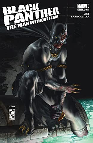 Black Panther: The Man Without Fear (2010-2012) No.514