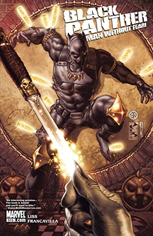 Black Panther: The Man Without Fear (2010-2012) No.515