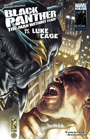 Black Panther: The Man Without Fear (2010-2012) No.517