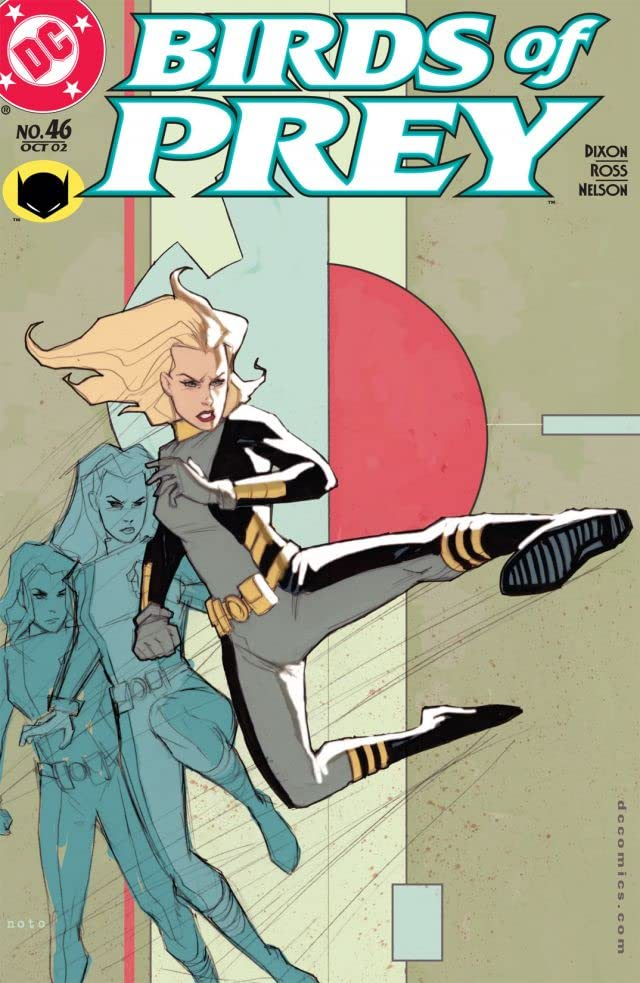 Birds of Prey (1999-2009) #46