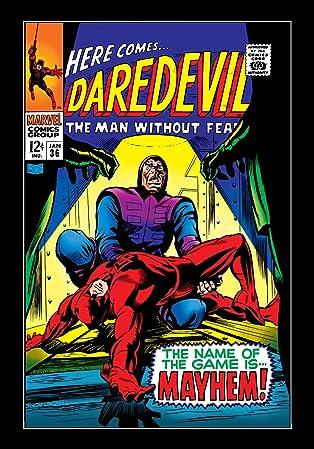 Daredevil (1964-1998) #36