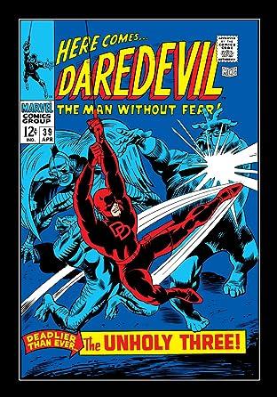 Daredevil (1964-1998) #39