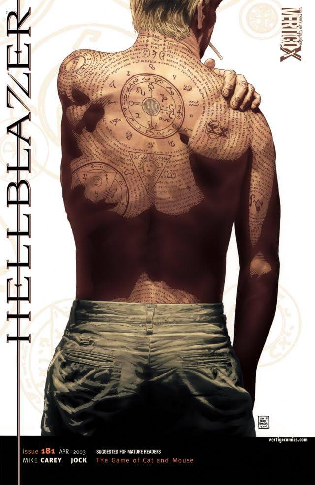 Hellblazer #181