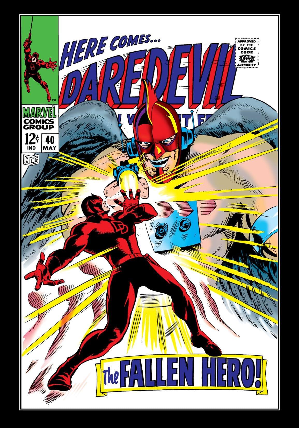 Daredevil (1964-1998) #40