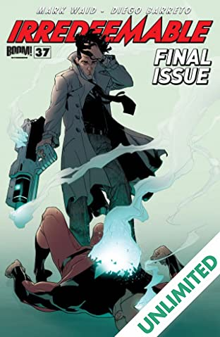 Irredeemable #37