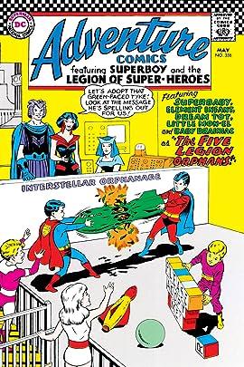 Adventure Comics (1935-1983) #356