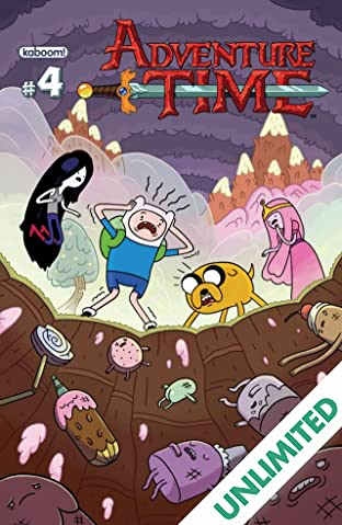 Adventure Time #4