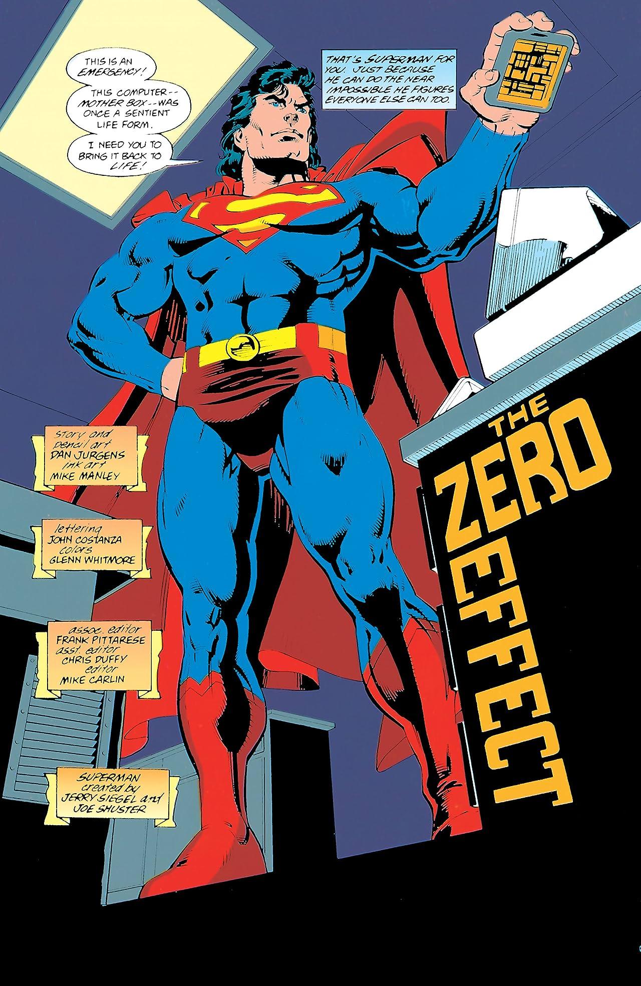 Superman (1987-2006) #95