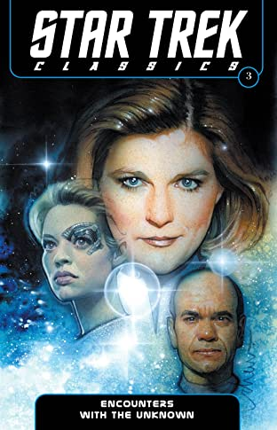 Star Trek Classics Tome 3: Encounters with The Unknown