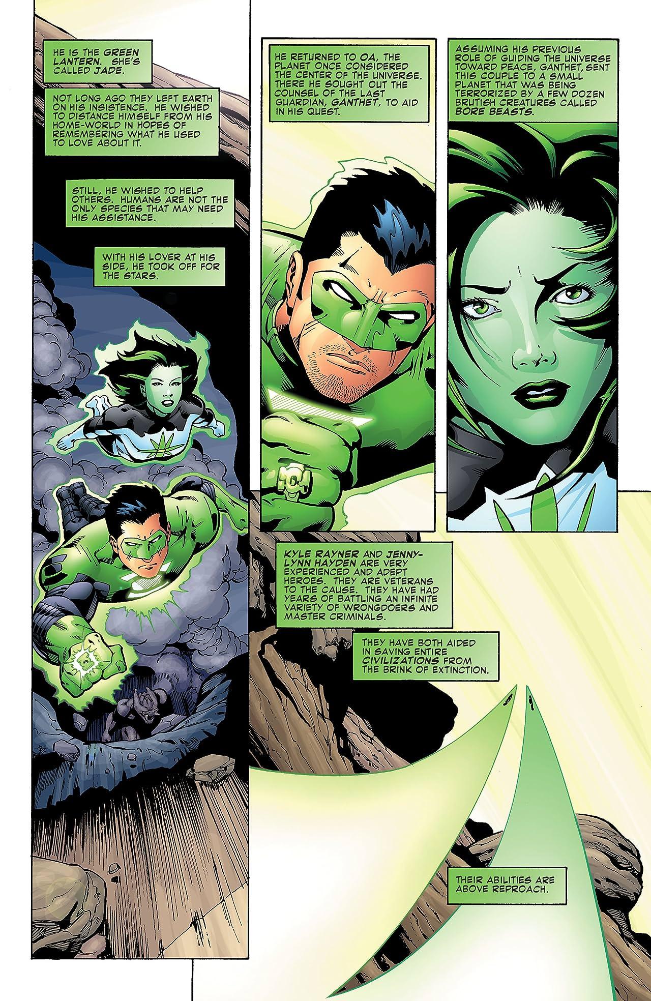 Green Lantern (1990-2004) #159