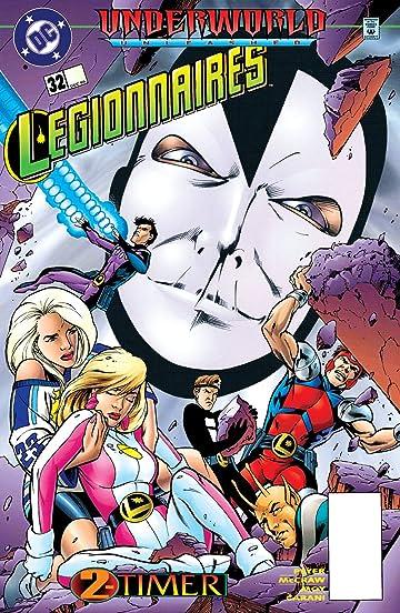 Legionnaires (1993-2000) #32