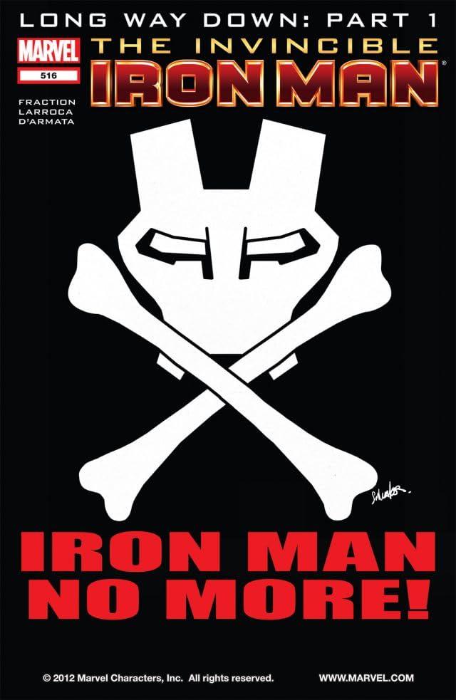 Invincible Iron Man (2008-2012) #516