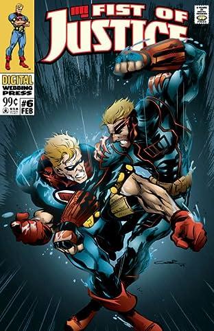 Fist of Justice Vol. 2 #1