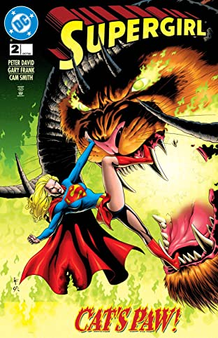 Supergirl (1996-2003) No.2