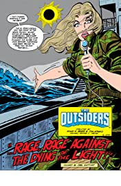 The Outsiders (1985-1988) #18