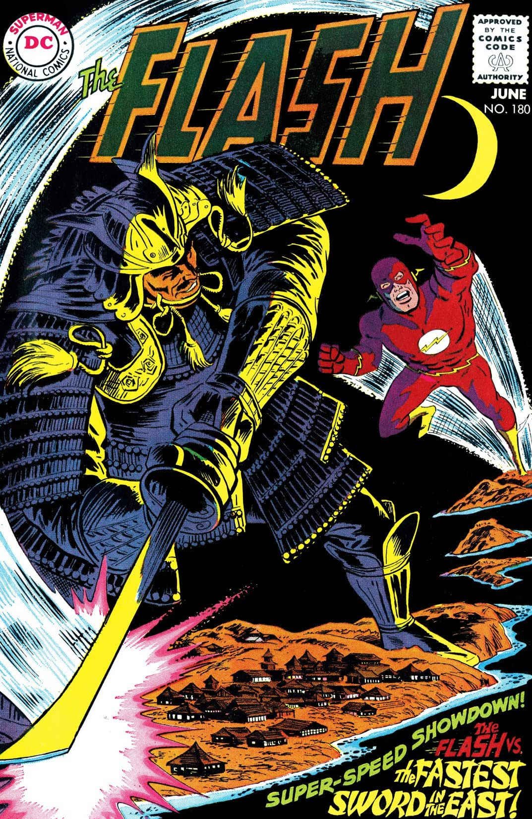 The Flash (1959-1985) #180