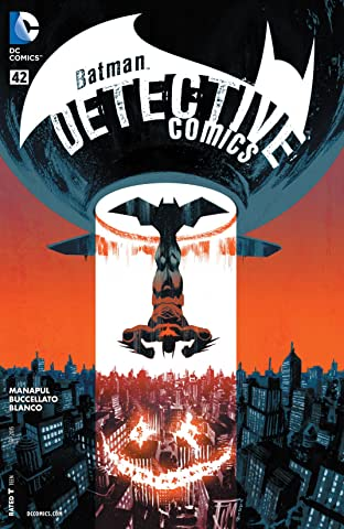 Detective Comics (2011-2016) #42