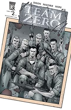 Team Zero No.2 (sur 6)