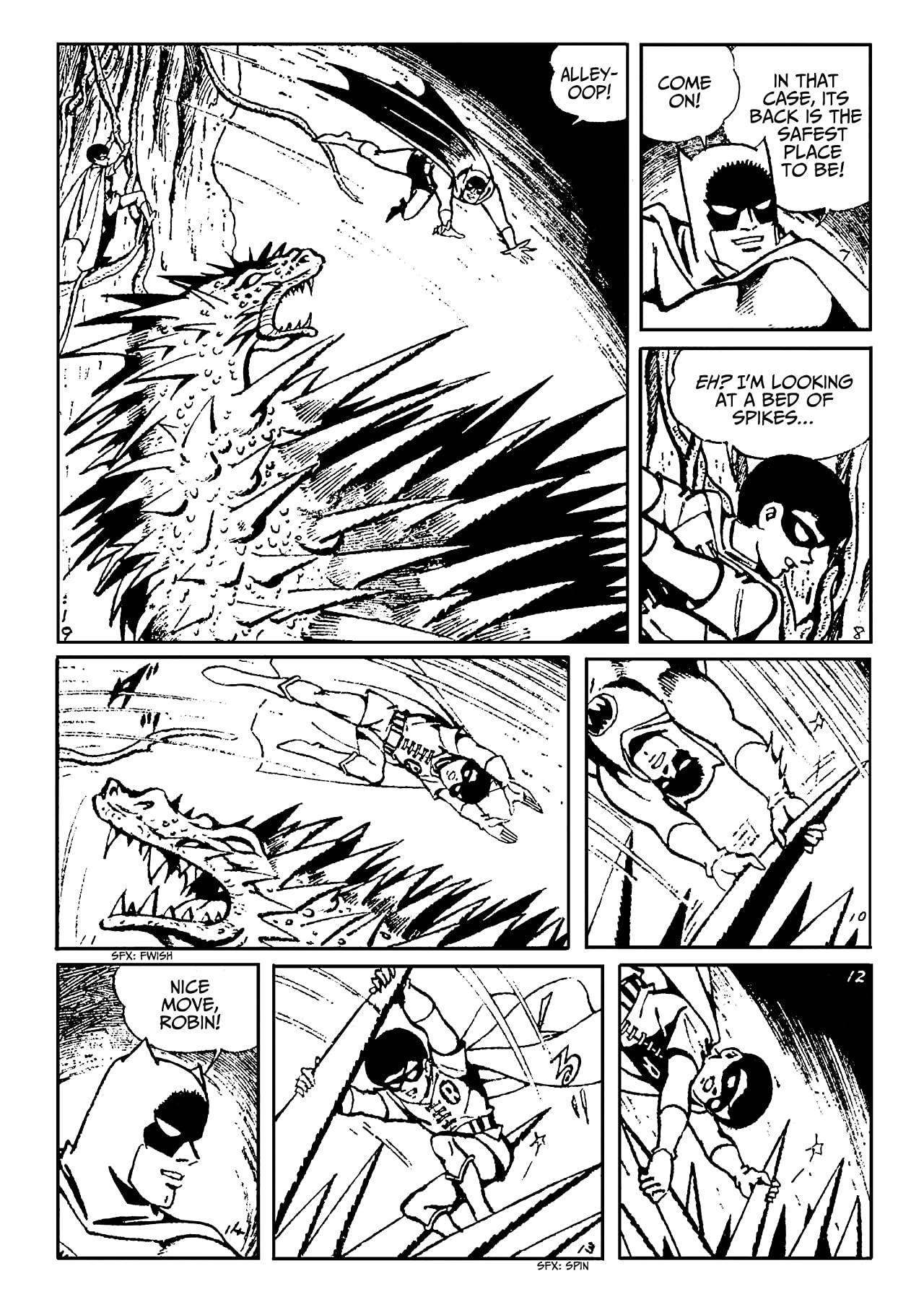 Batman: The Jiro Kuwata Batmanga #53