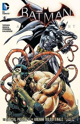 Batman: Arkham Knight (2015-2016): Print Version #6