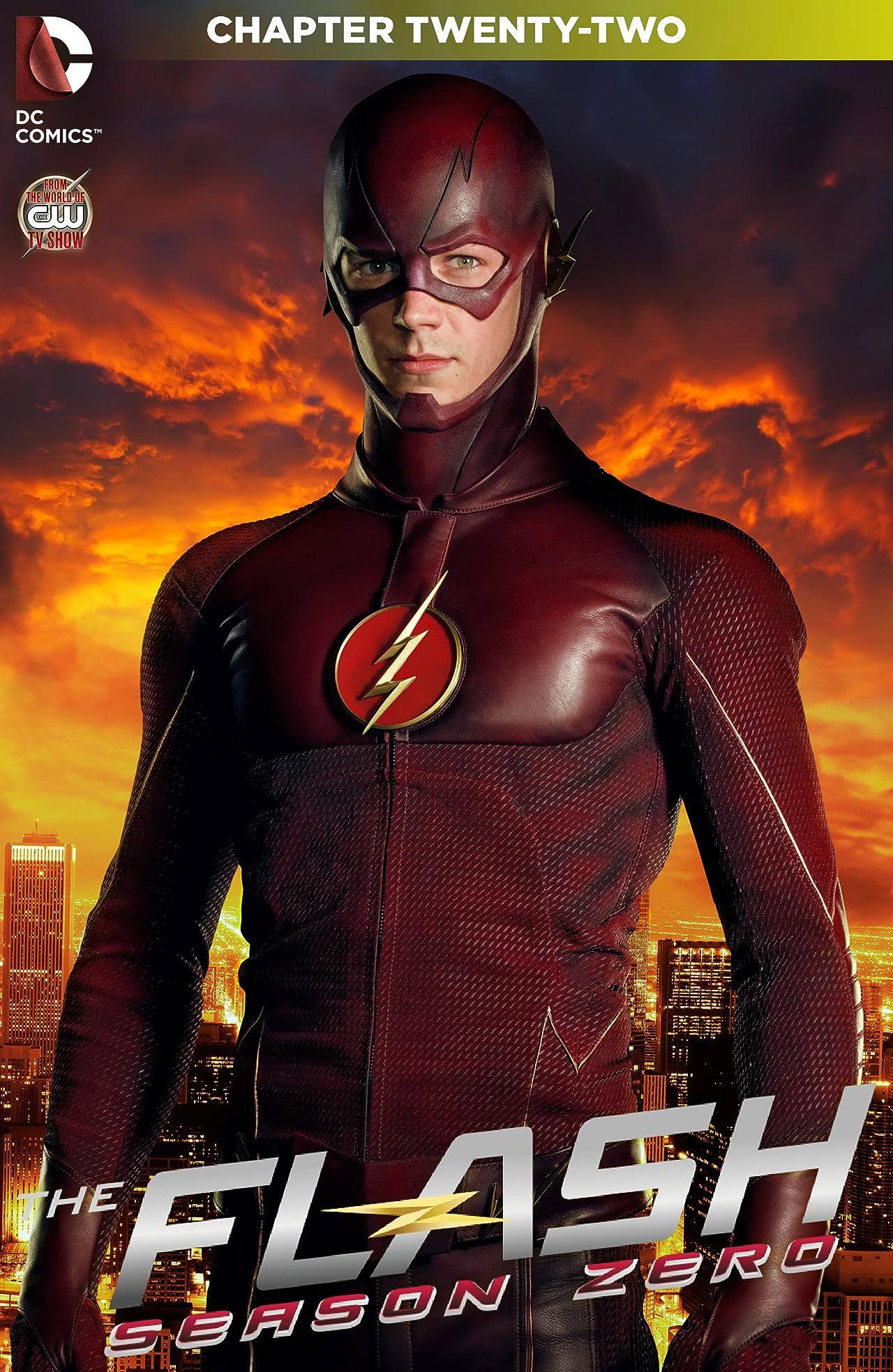 The Flash: Season Zero (2014-2015) #22