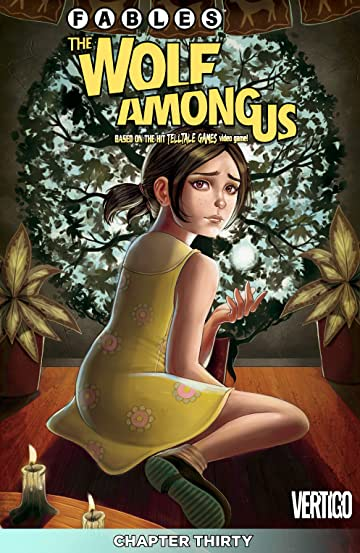 Fables: The Wolf Among Us #30