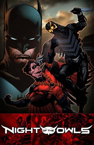 Batman: Night of the Owls Booklet #1