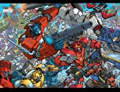 Transformers (2010-2011) Vol. 1: For All Mankind