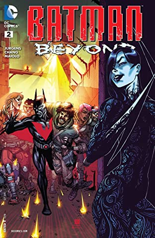 Batman Beyond (2015-2016) No.2