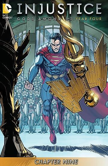 Injustice: Gods Among Us: Year Four (2015) #9
