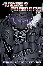 Transformers (2010-2011) Vol. 3: Revenge of the Decepticons