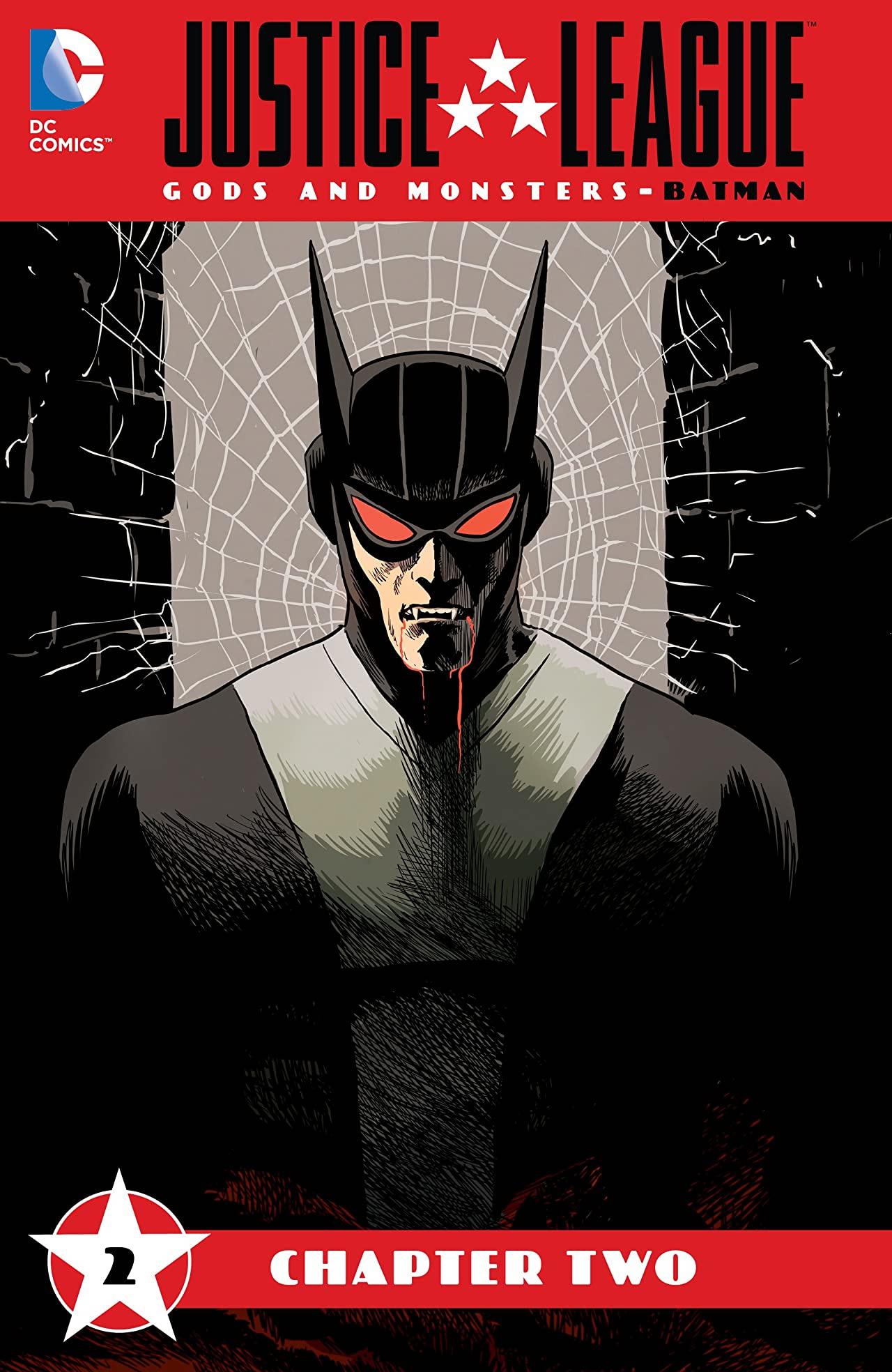 Justice League: Gods & Monsters - Batman (2015-) #2