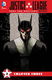 Justice League: Gods & Monsters - Batman (2015-) #3