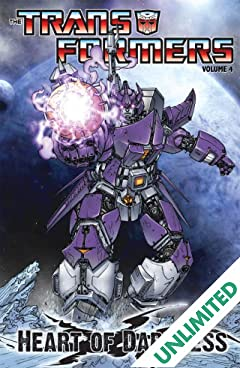 Transformers (2010-2011) Vol. 4: Heart of Darkness