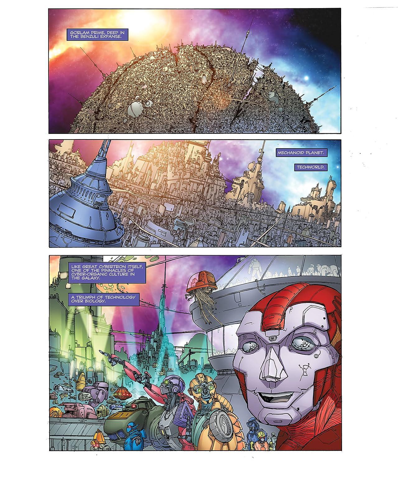 Transformers (2010-2011) Vol. 4: Heart of Darkness