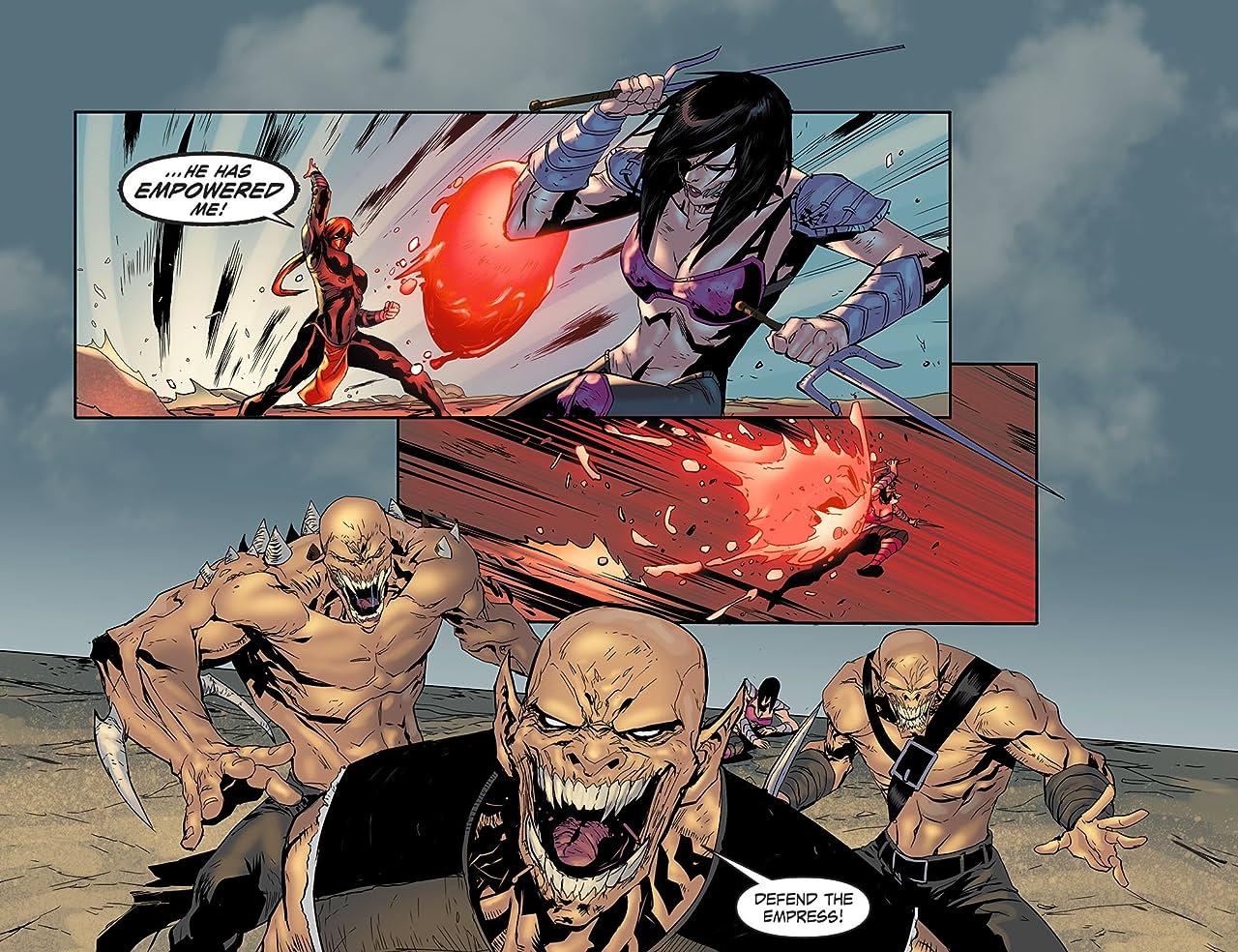 Mortal Kombat X (2015) #26