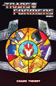 Transformers (2010-2011) Vol. 5: Chaos Theory