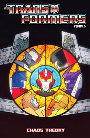 Transformers (2010-2011) Tome 5: Chaos Theory