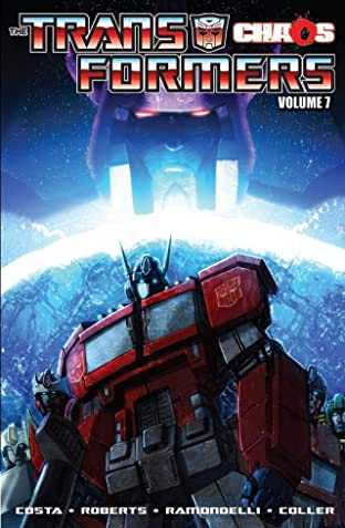Transformers (2010-2011) Tome 7: Chaos