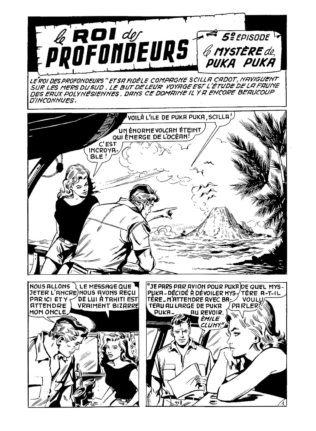 ROI DES PROFONDEURS Vol. 5: Le Mystère de Puka-Puka