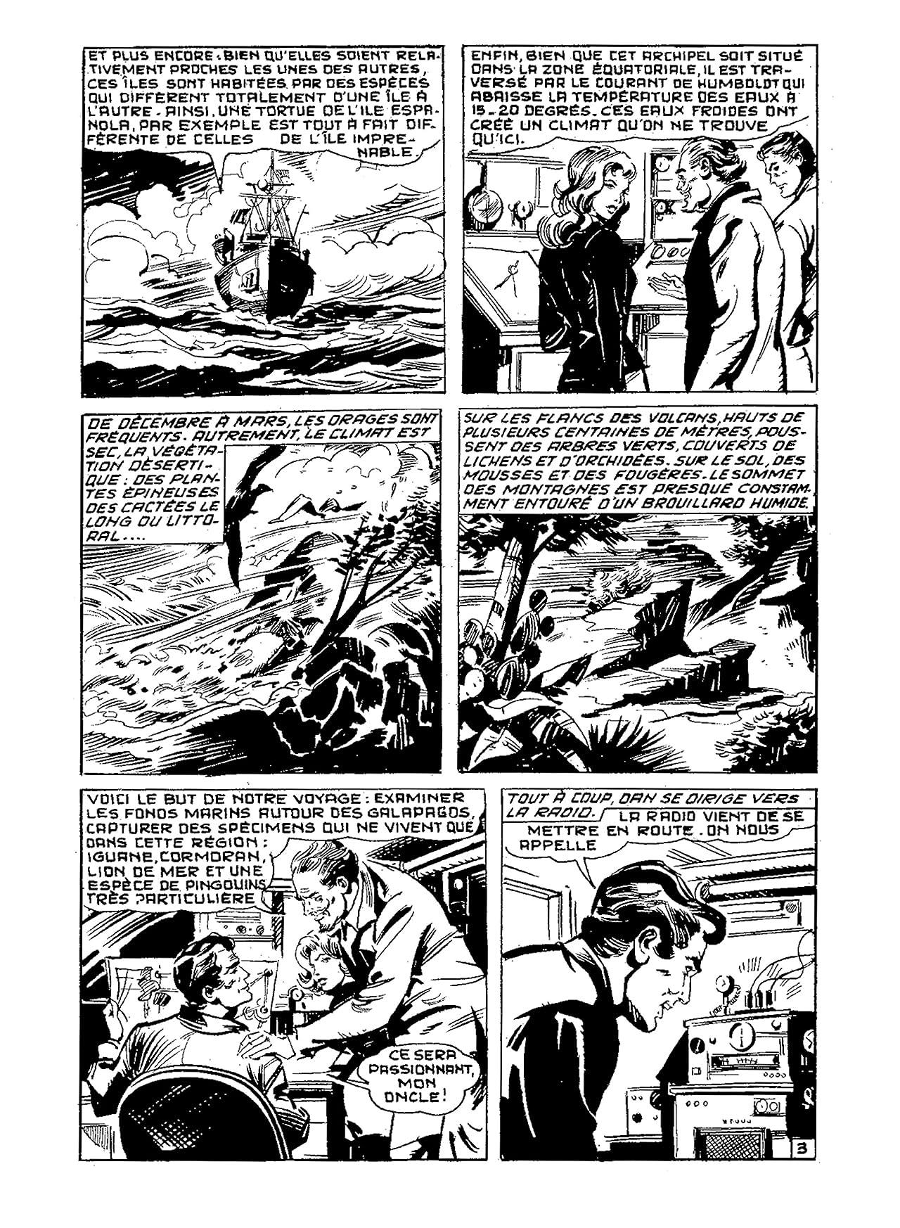 ROI DES PROFONDEURS Vol. 7: Le mystère des Iles Enchantées 1