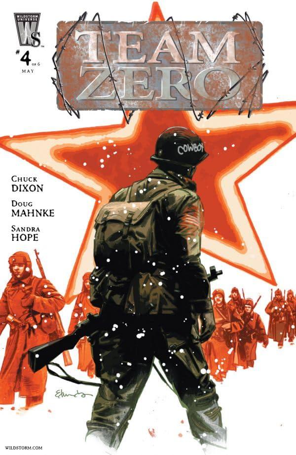Team Zero #4 (of 6)