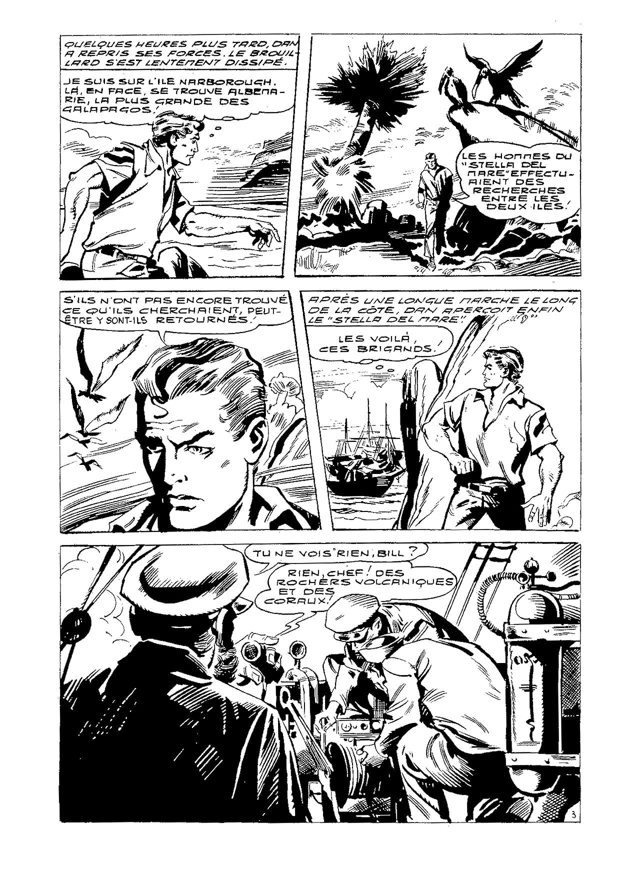 ROI DES PROFONDEURS Vol. 8: Le mystère des Iles Enchantées 2