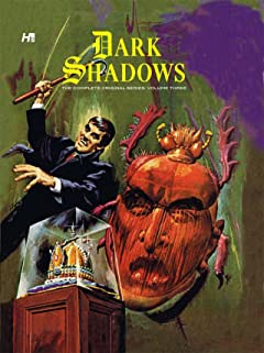 Dark Shadows: The Complete Original Series Vol. 3