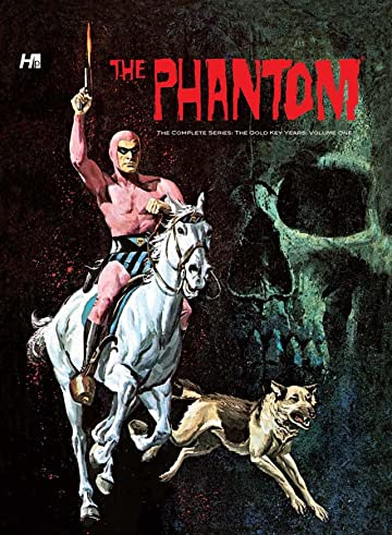 The Phantom: The Complete Series Vol. 1: The Gold Key Years