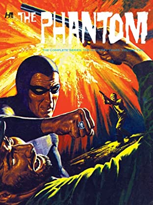 The Phantom: The Complete Series Vol. 2: The Gold Key Years