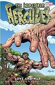 Incredible Hercules: Love and War